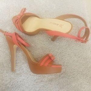 JustFab High Heel Sandals